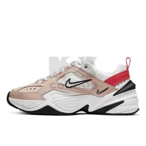 M2K Tekno Fossil Stone Summit White Red AO3108-205