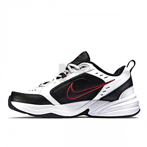 Air Monarch White Black 415445-101