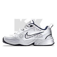 NIKE 415445-102 Air Monarch White Navy