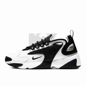 Zoom 2K White Black AO0269-101