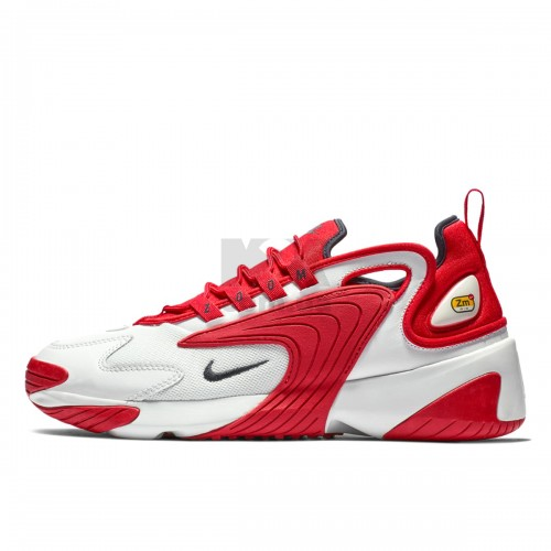 Zoom 2K White Red AO0269-102