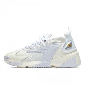 Білі кросівки Nike Zoom 2K