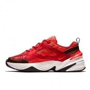 Кроссовки Nike красные мужские