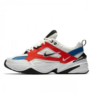 Кроссовки Nike оранжевые мужские